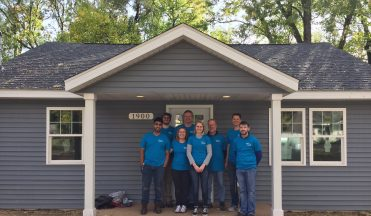 SalesPage's Day of Service with Habitat for Humanity